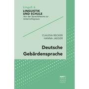 Deutsche Gebärdensprache - eBook