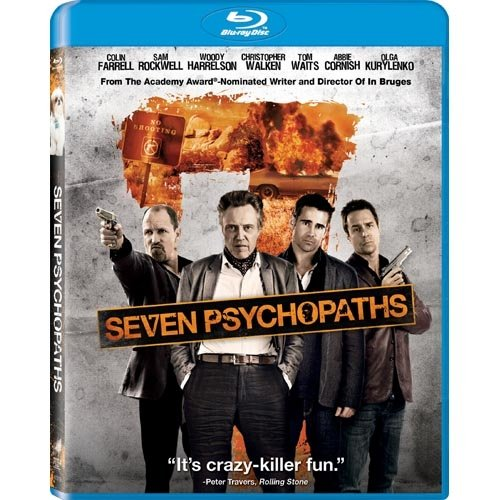 Seven Psychopaths (Blu-ray) (Widescreen)