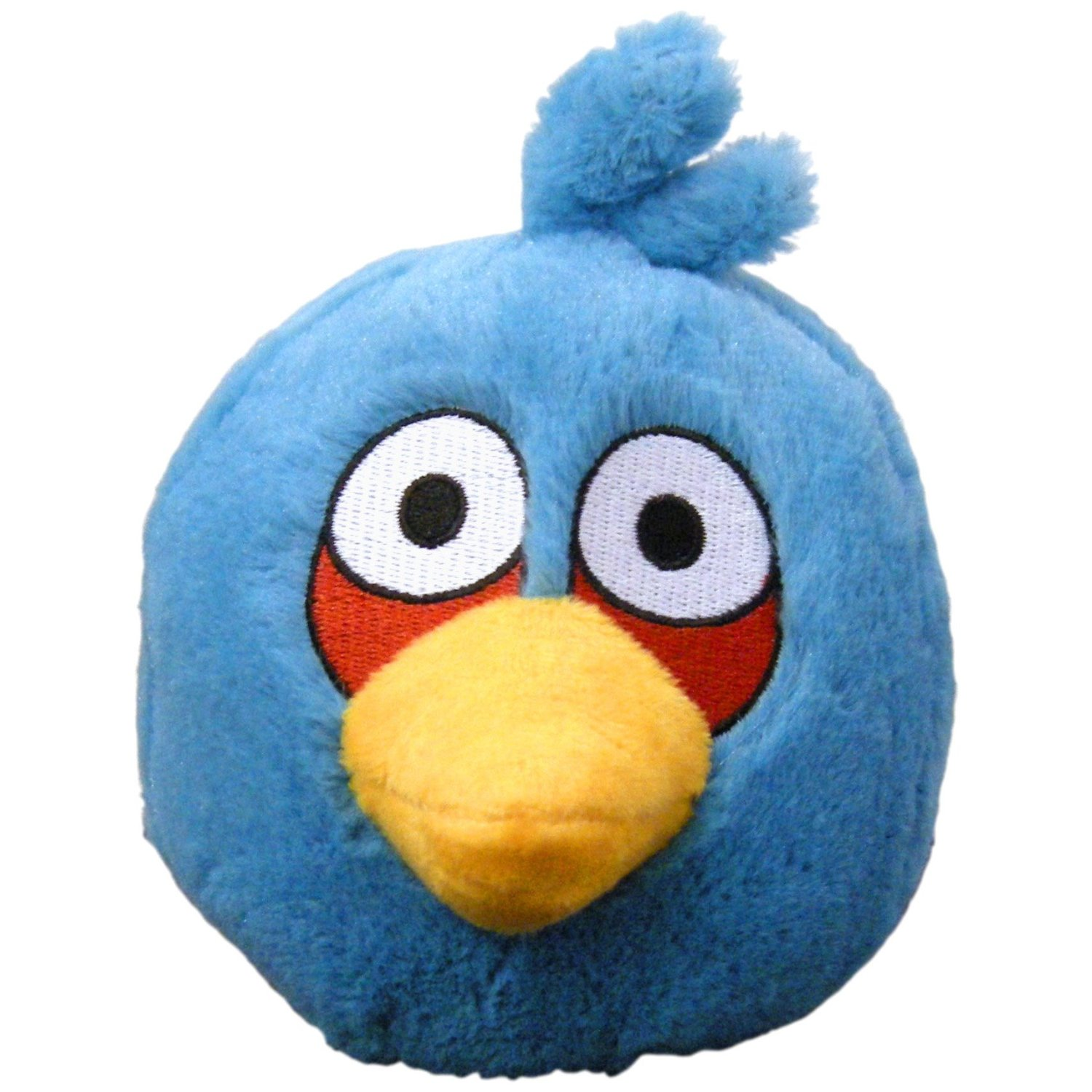"""Angry Birds Blue Bird 8"""" Plush With Sound - image 1 of 1"""