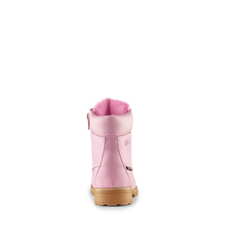 Cougar Girls' Neema Lace Up Boot in Pink, 3 US - image 4 de 5