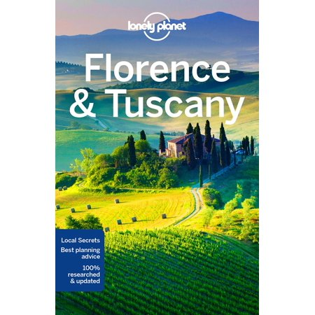 Travel guide: lonely planet florence & tuscany - paperback: 9781786572615