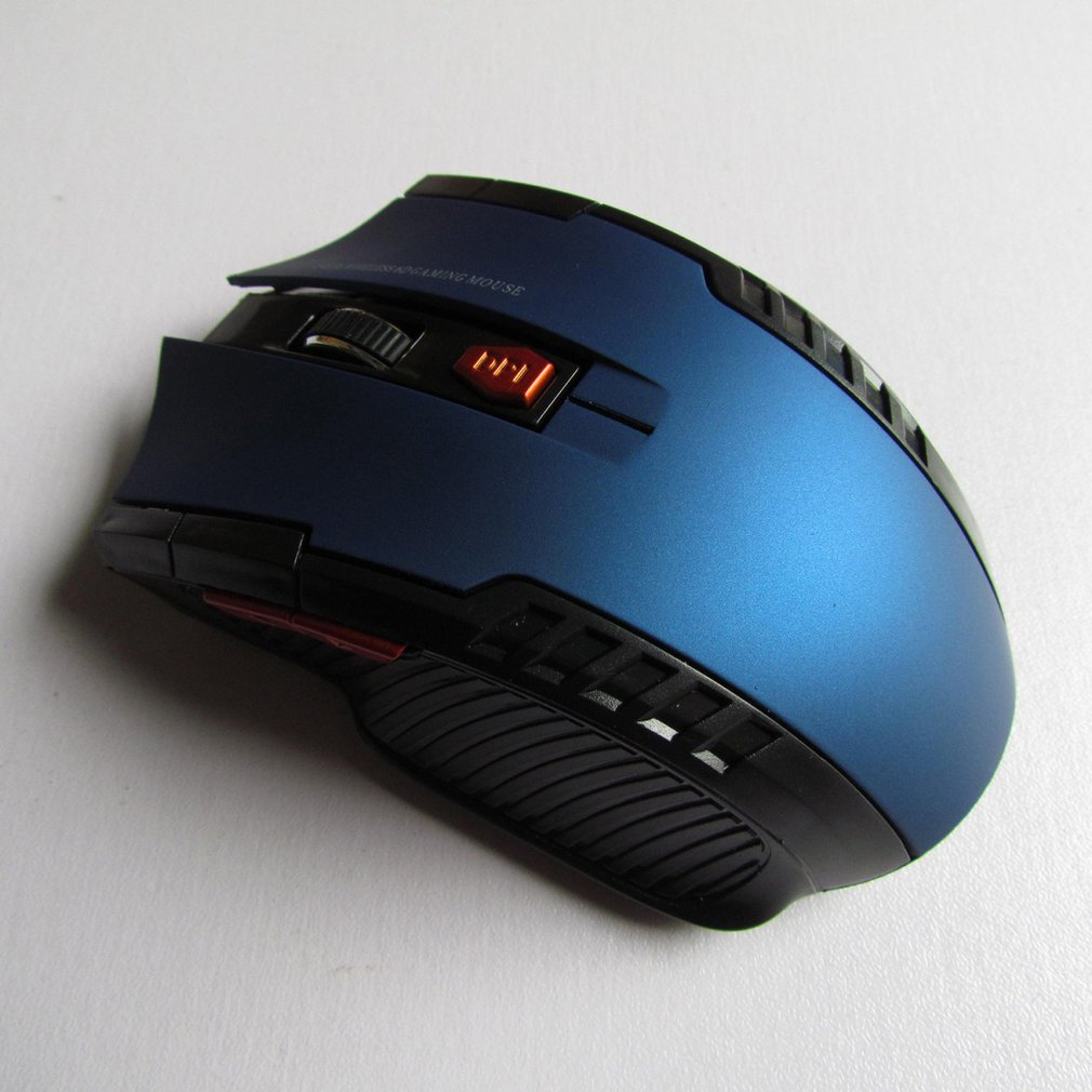 2.4G Game Wireless Mouse Durable 113 Optical Computer Mouse Ergonomic Mice For Laptop Universal Computer Peripherals