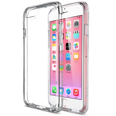 100% authentic 499eb d4412 iPhone 6s Case, iPhone 6 Case, ULAK [CLEAR SLIM] Transparent Case with Hard  Clear Back Panel for Apple iPhone 6 (4.7 Inch),iPhone 6s (4.7 Inch)