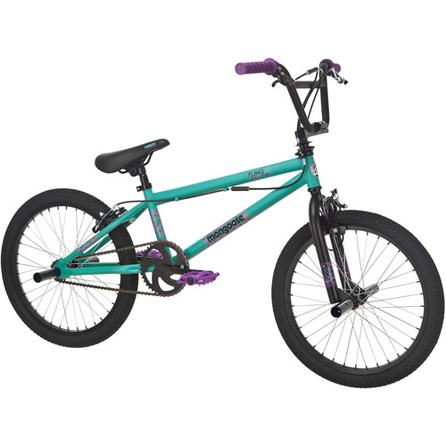 Mongoose 20 G Fling 90 Mtn Bike Aqua/purple