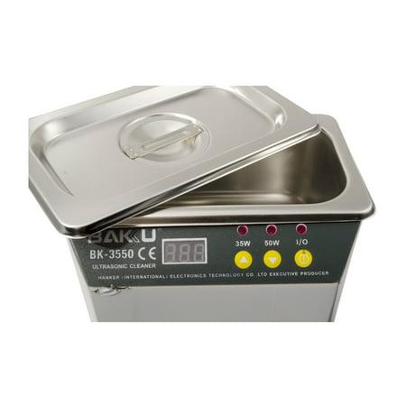 Stainless Steel Ultrasonic Cleaner BK-3550  - image 2 of 5