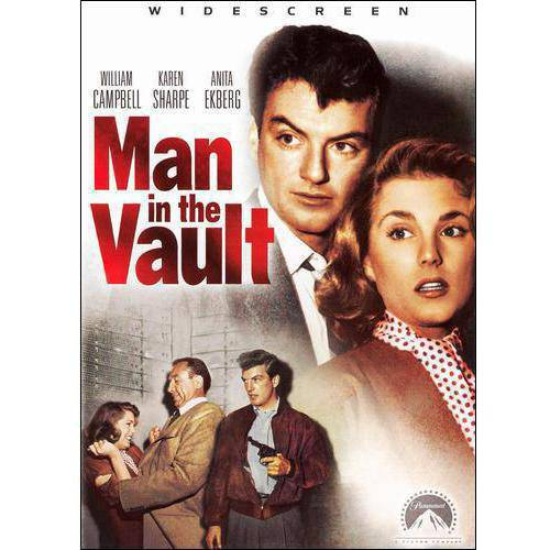 Man In The Vault (Anamorphic Widescreen)