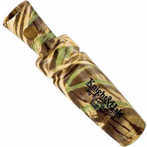 Knight & Hale Big Talker Double Reed with Tuning Hole Duck Call