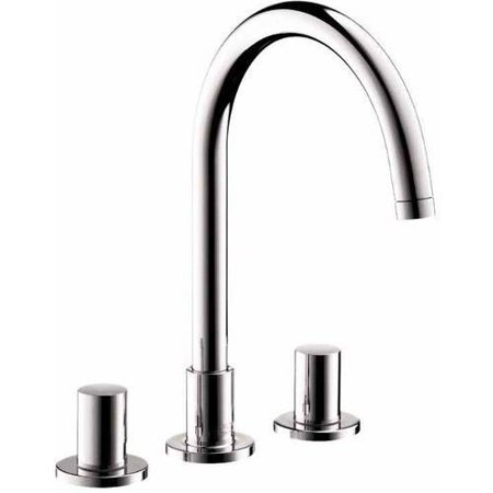 Hansgrohe Axor 38053821 Uno 2 Bathroom Faucet Widespread Faucet with Knob Handles, Various Colors Axor Starck Two Handle