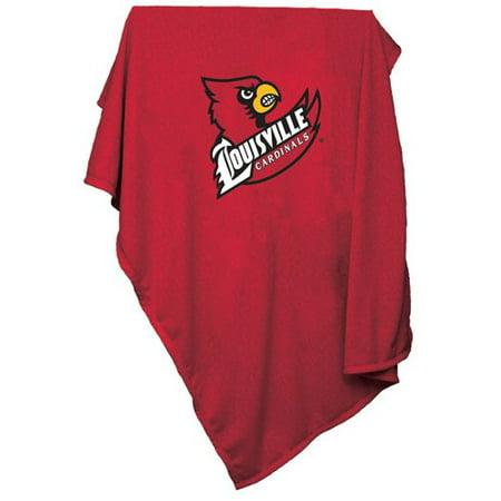 Louisville Blanket - Louisville Cardinals Sweatshirt Blanket