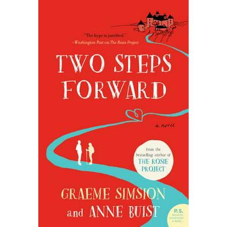 Two Steps Forward - eBook