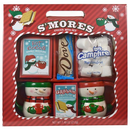 Dove®S'more 2 Mug Holiday Gift Set, 7 Pieces ()