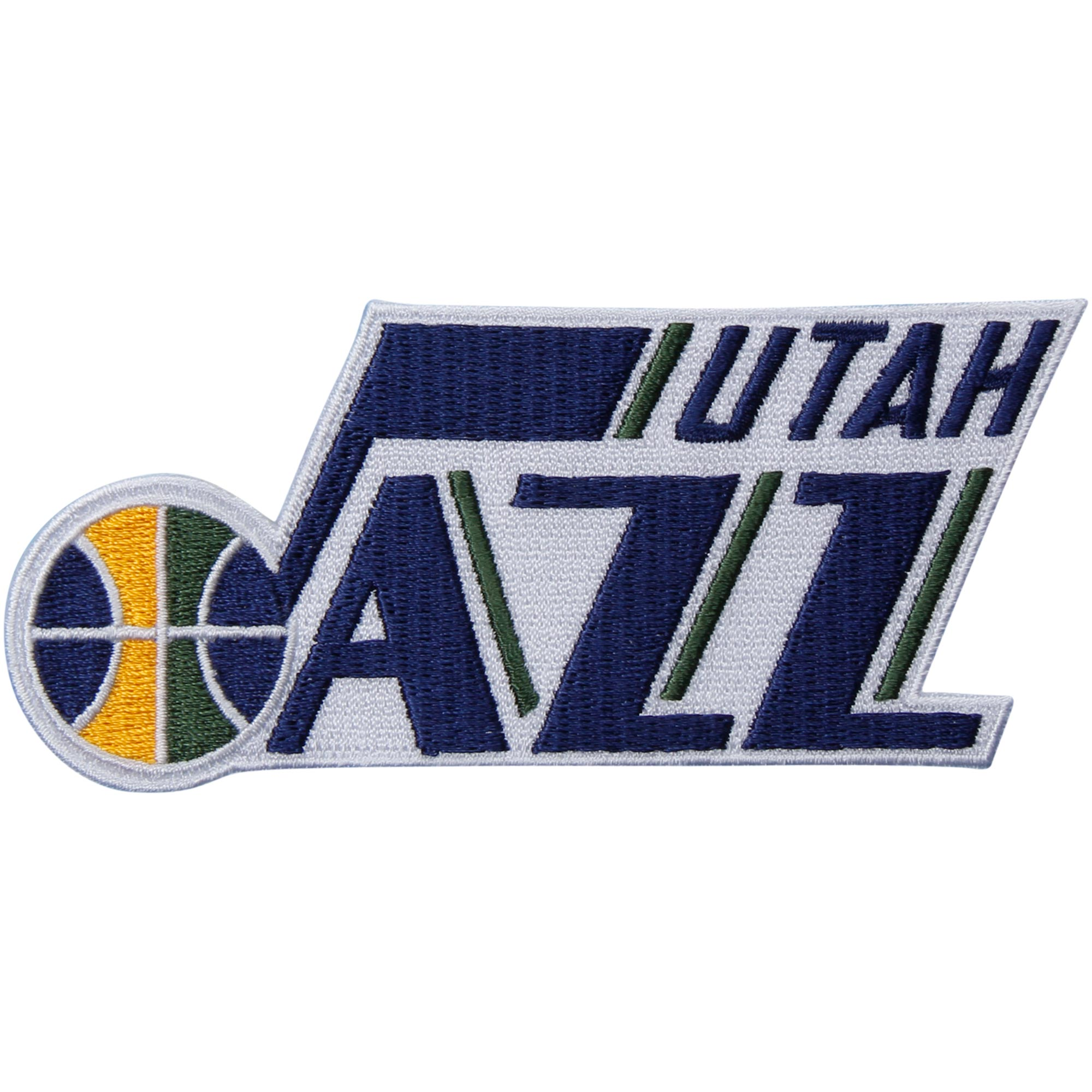Utah Jazz Embroidered Team Patch - No Size