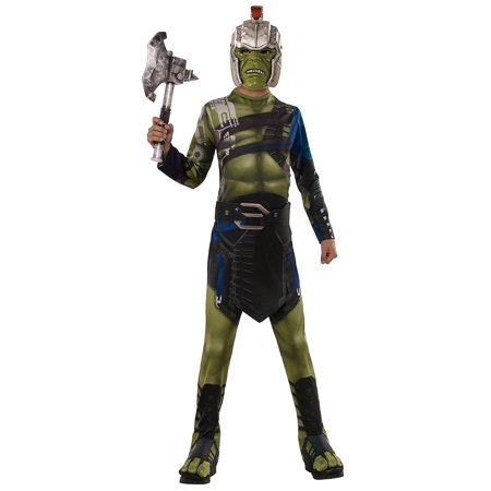 Thor: Ragnarok War Hulk Costume Child - Thor Child Costume