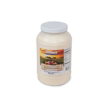 4 Packs   Classic Gourmet Deluxe Mayonnaise  1 Gallon    4 Per Case