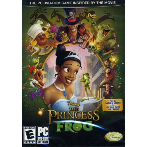 Princess and the Frog (PC)