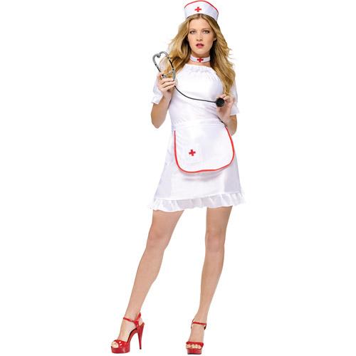 Nurse Nightingale Adult Halloween Costume