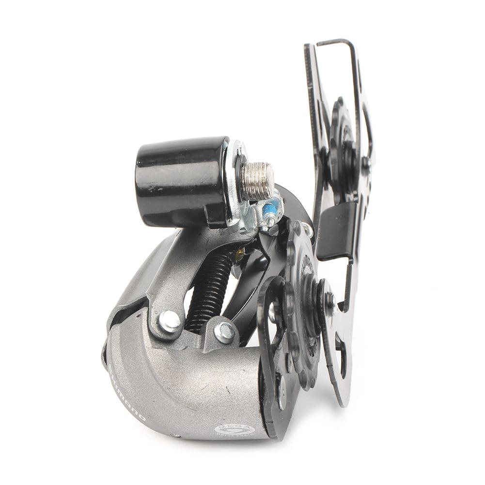 For BIKE Altus RD-M370 Rear Derailleur 9//27 Speed SGS Long Cage 34T MTB Bike