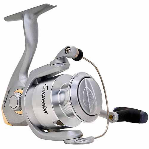 shakespeare excursion spinning reel - walmart, Reel Combo
