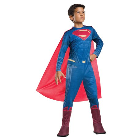 Dawn Of Justice Superman Boys Costume - Superman Lois Lane Costume