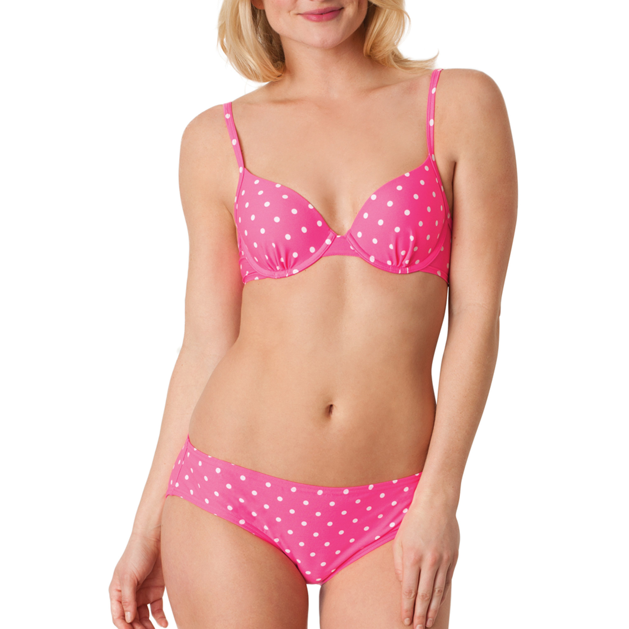 Fruit of the Loom A Fresh Collection Junior's Light Lined Brakini Set, FT534