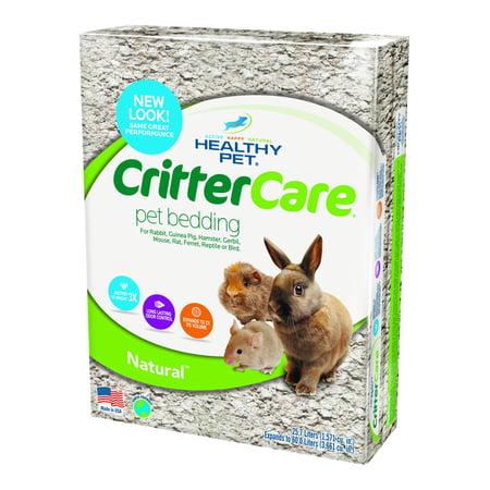 Healthy Pet CritterCare Paper Bedding, 60 L