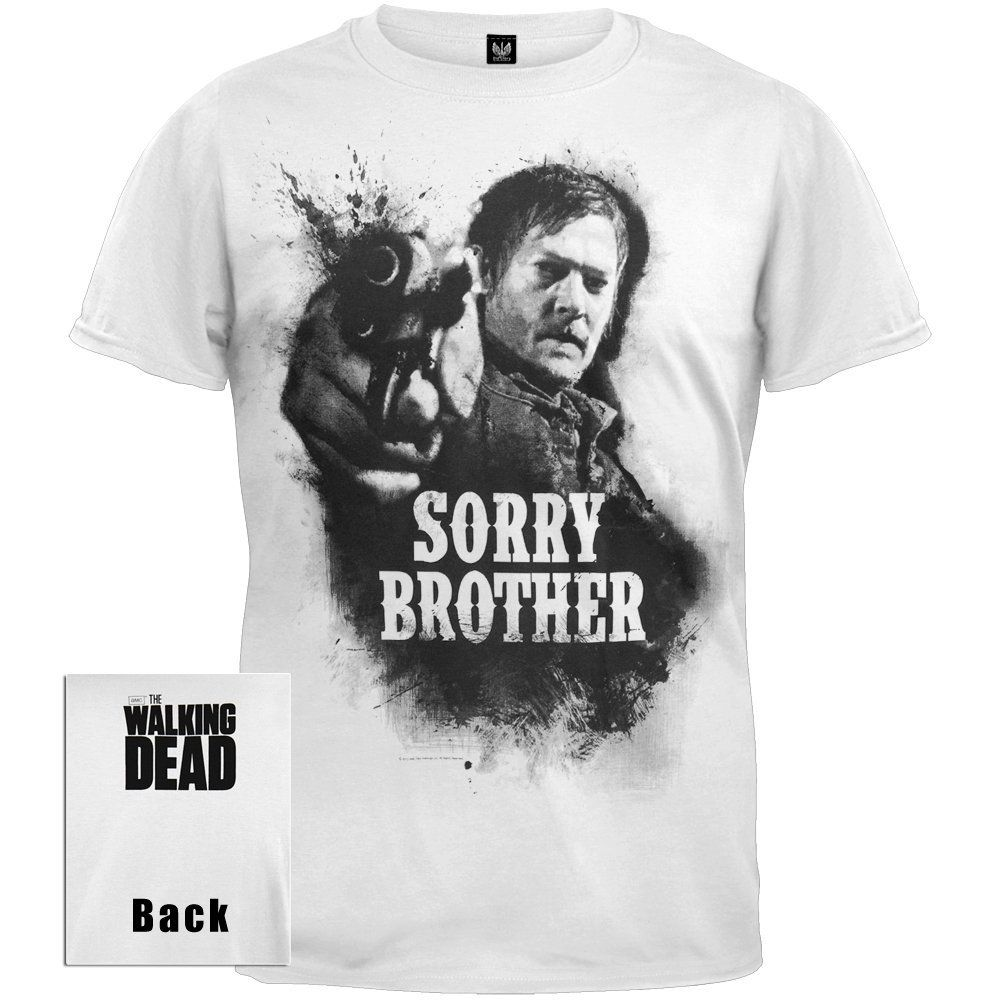 The Walking Dead Daryl Sorry Brother Men's T-Shirt