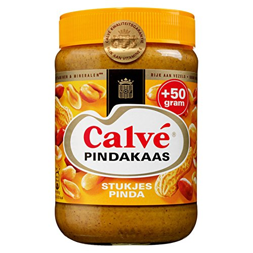 Calv Peanutbutter With Extra Nuts - 650g