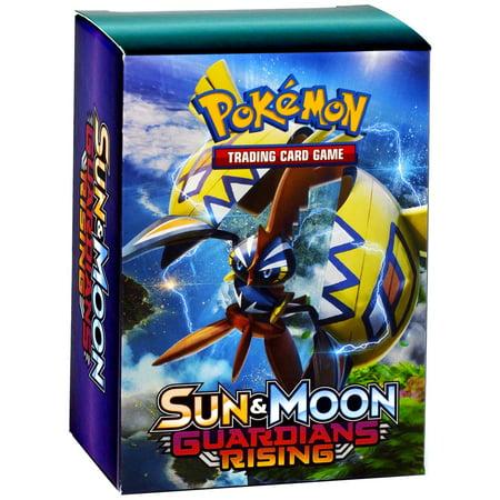 Pokemon Sun & Moon Guardians Rising Deck Box