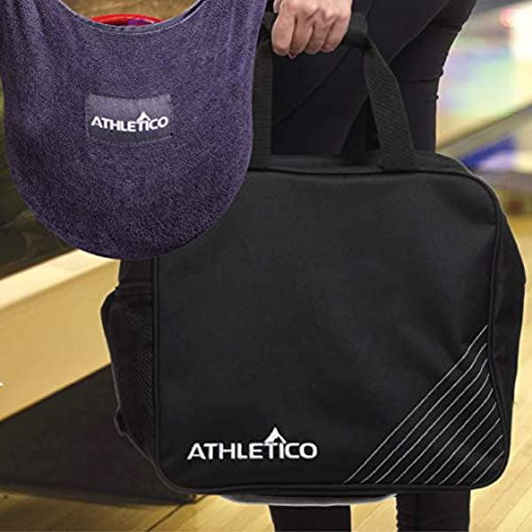 Athletico Bowling Bag /& Seesaw Polisher Bundle