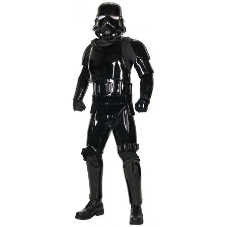 Supreme Edition Black Shadow Trooper Adult Costume -
