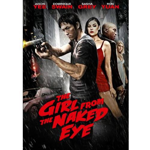 The Girl From The Naked Eye (Widescreen)