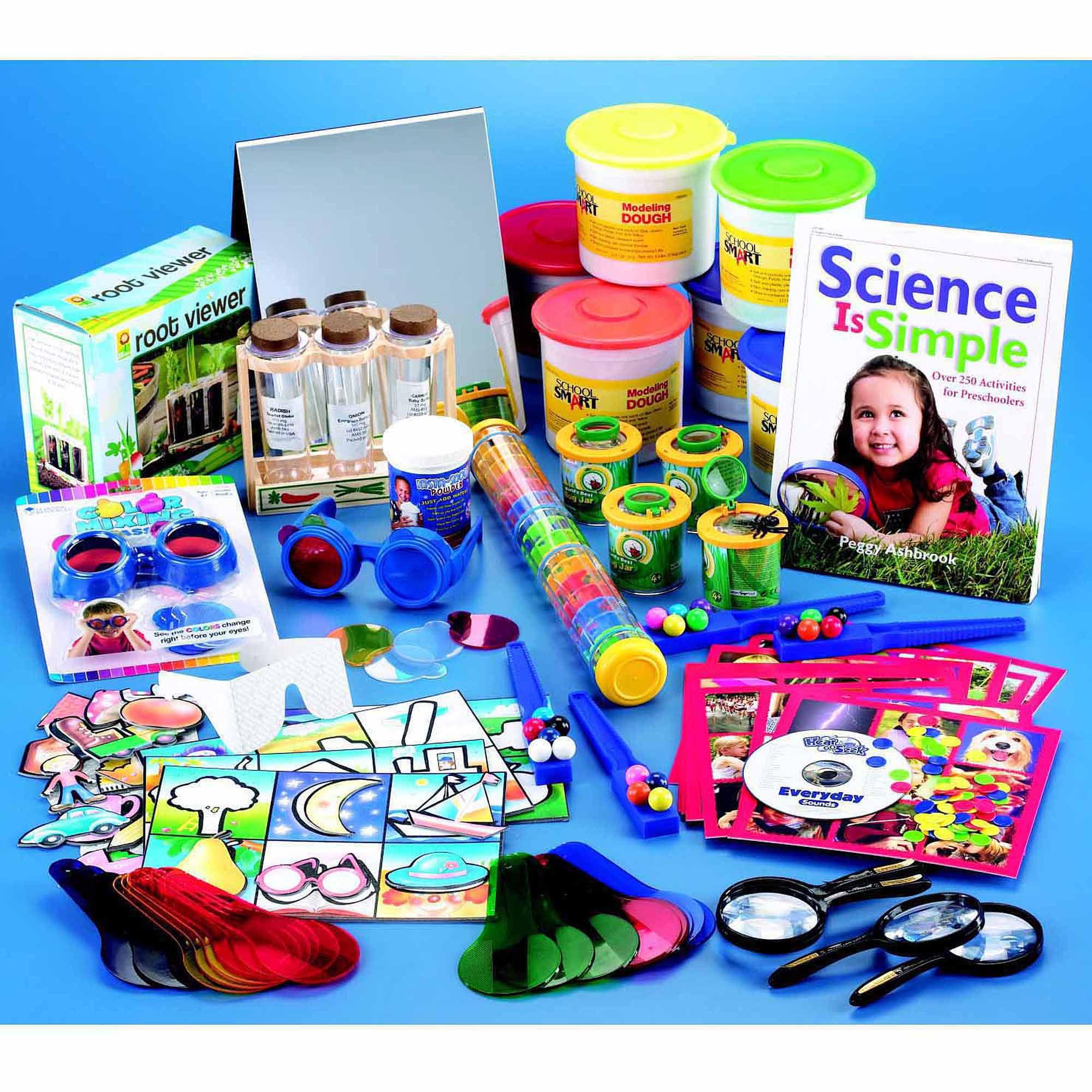 home preschool curriculum kits childcraft preschool science curriculum kit walmart 81002