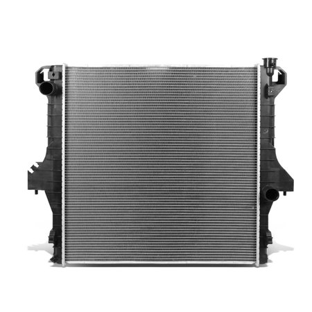 For 2003 to 2010 Dodge Ram Truck 2500 / 3500 / 4500 / 5500 5.9L / 6.7L OE Style Aluminum Radiator DPI 2711 04 05 06 07 08 09 01 Dodge Ram Radiator