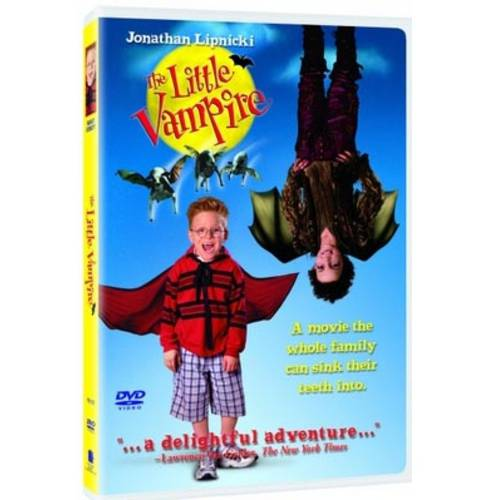 The Little Vampire (Full Frame, Widescreen)