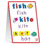 Little Red Tool Box: Little Red Tool Box: Magnetic Tabletop Learning Easel (Other)