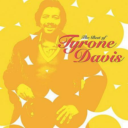 The Best Of Tyrone Davis (CD) (Tyrone Florida)