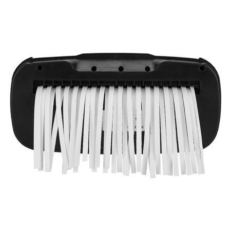 Ashata 110V Home Office Electric Shredder for Paper and Credit Card Cross  Cut Destroy (US plug),Shredder, Heavy duty paper shredder