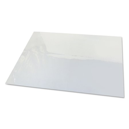 Second Sight Clear Plastic Desk Protector, 40 x 25 ()