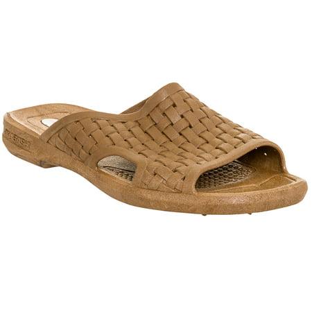 Okabashi Men S Torino Ergonomic Waterproof Massaging Sandal Shoes