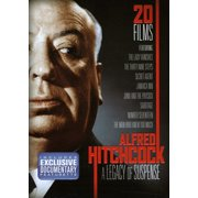 Alfred Hitchcock: Legacy of Suspense ( (DVD)) by Mill Creek