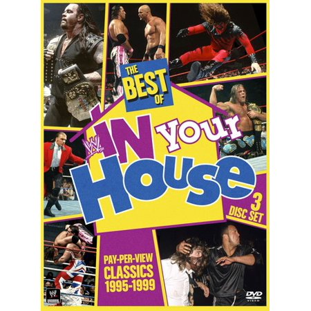 The Best of WWE in Your House (Wwe Rock Best Fight)