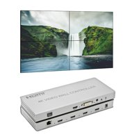 Expert Connect 2x2 Video Wall Controller   1080p, HDMI 1.4, HDCP1.4 compliant   HDMI & DVI Inputs; HDMI Outputs   3 Display Modes   Daisy Chain