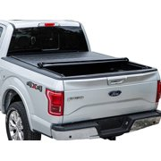 Truck cover gator roll up tonneau truck bed cover 2015 2018 ford f150 55 ft bed fandeluxe Images