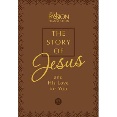 The Story of Jesus (Faux Leather Edition) : And His Love for You