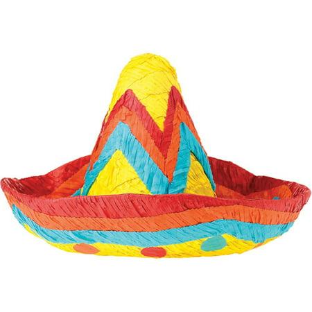Sombrero Pinata - Piñata De Olaf