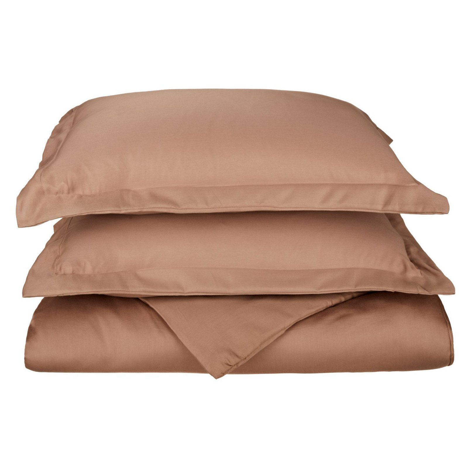 Superior Cotton Rich 600TC Hemstitch Duvet Cover 3 Piece Set