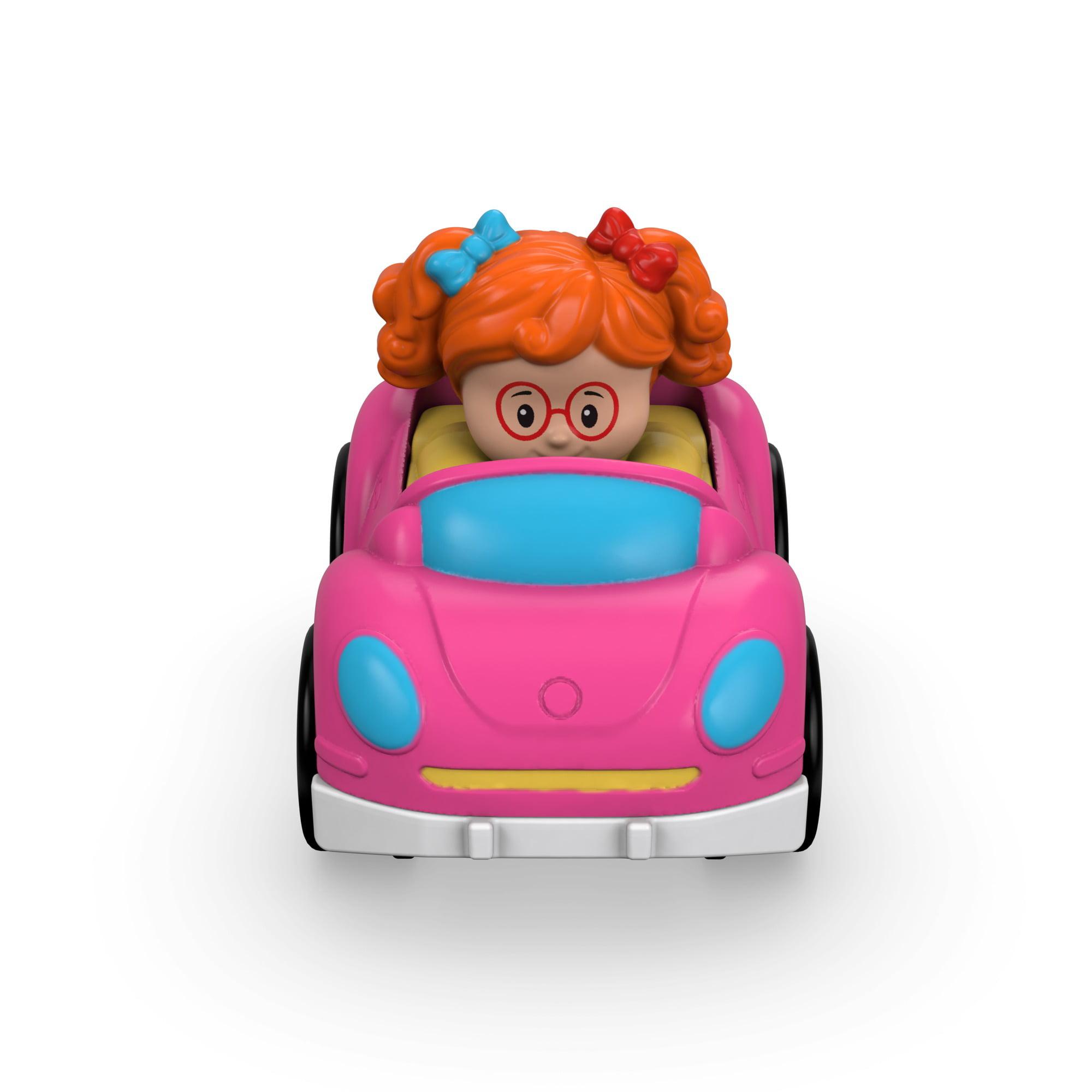 Little People Wheelies Bug Car