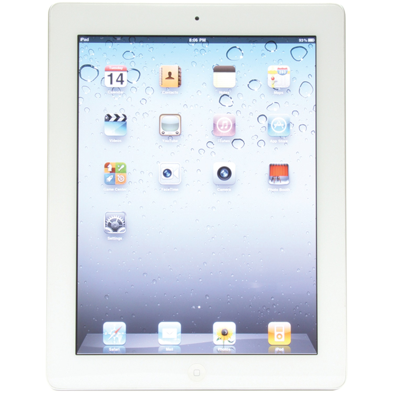 Apple MC979LL/A-ER Refurbished 16GB iPad 2 With Wi-Fi (White)