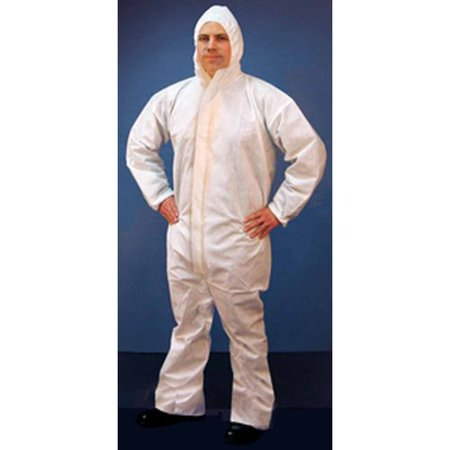 - Buffalo Industries 68254 Large Microporous Coveralls