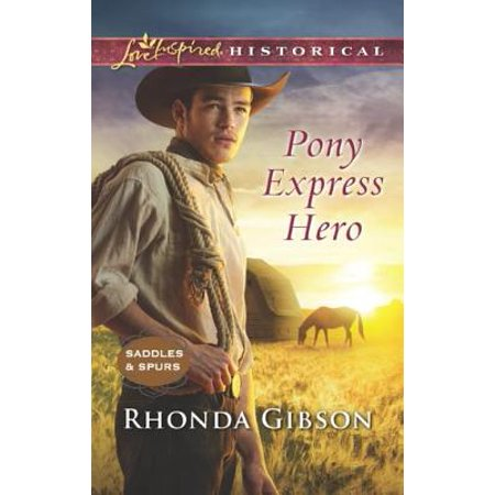 Pony Express Hero - eBook - Pony Express Bible